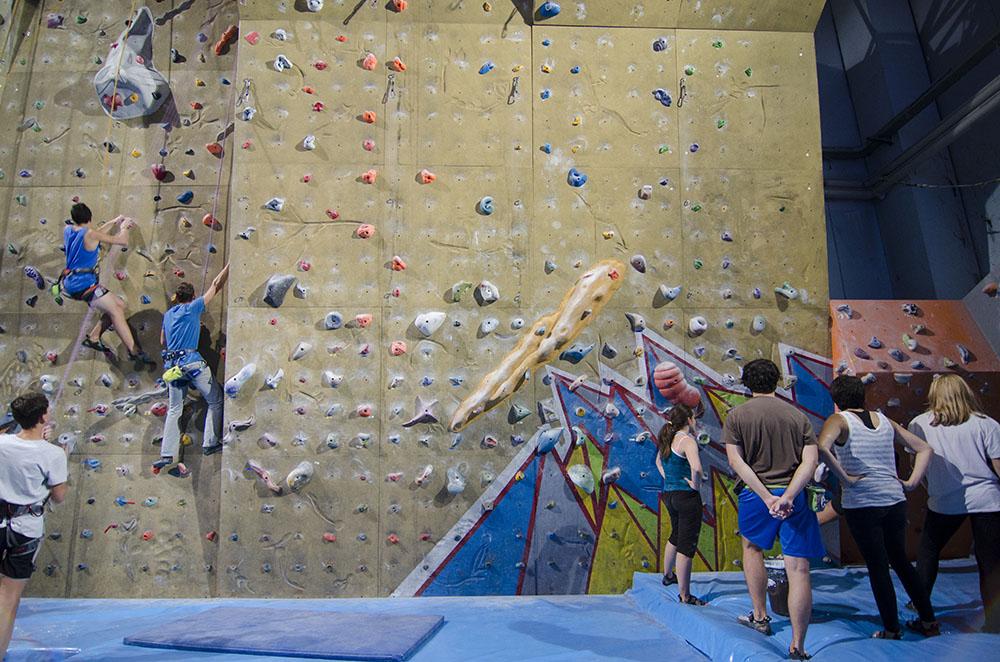 climb arrampicata