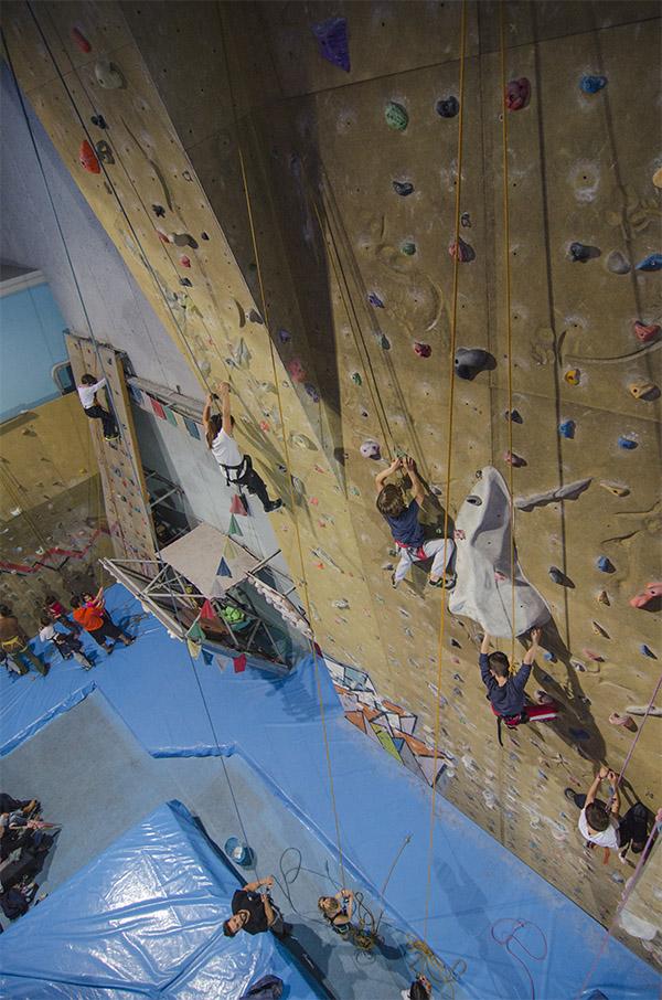 corsi arrampicata
