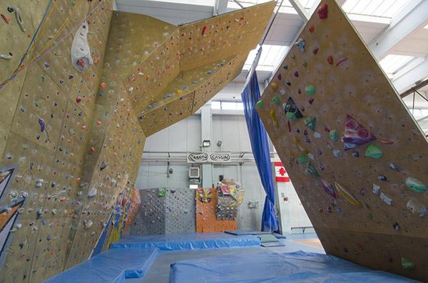 arrampicata corda